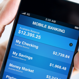 What do consumers think of banking apps?