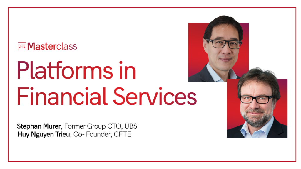 Platforms in financial services masterclass for freee