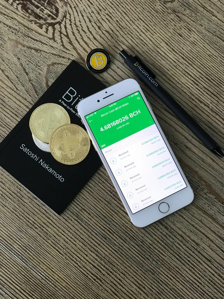 Cryptocurrency wallet or bitcoin wallets