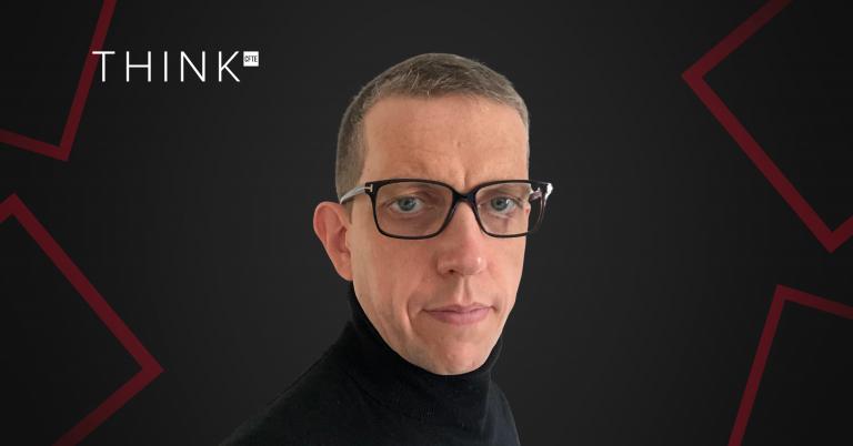James Bickerton, Head of Experience Design at Synechron