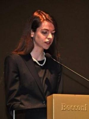Maria Lucia Passador - Harvard University - Harvard Law School John M. Olin Fellow in Empirical Law and Finance