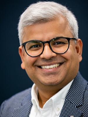 Ritesh Jain, Co-founder Infynit, Former COO HSBC, CFTE Expert and Senior Lecturer
