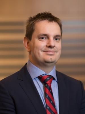 Gergely Fábián, CEO of the Budapest Institute of Banking, Executive Director at Magyar Nemzeti Bank